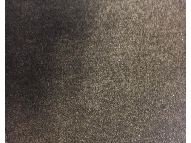 12' x 20' Commercial Carpet With Attached Cushion Back  - Brown