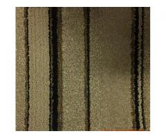 12' x 70' Commercial Carpet Black/Tan